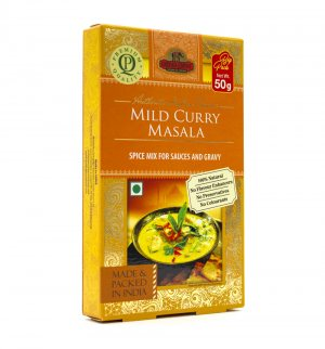 Смесь специй Майлд Карри Масала (Mild Curry Masala), Good Sign Company