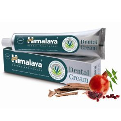 Зубная паста Ayurvedic Dental Cream, Himalaya Herbals