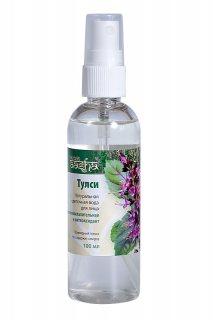 Натуральная цветочная вода очищающая и антибактериальная Тулси, Aasha Herbals