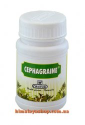 Сефаграин (Cephagraine), Charak