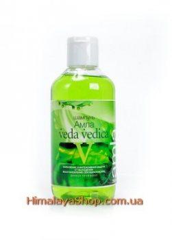 Укрепляющий аюрведический шампунь Амла Veda Vedica