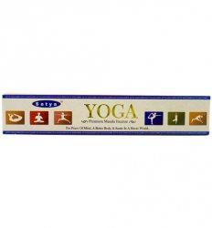 Благовония индийские Йога (Yoga incense), Satya
