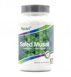 Сафед Мусли (Safed Musali (Мусали)), Ayusri