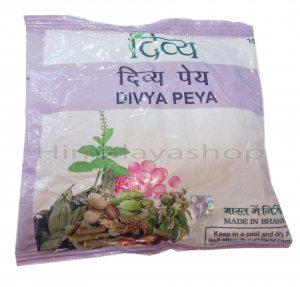 Аюрведический чай дивья пейя (Divya Peya), Patanjali