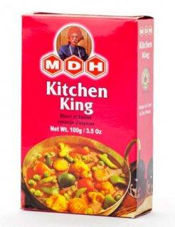 Универсальная смесь специй Kitchen King, MHD