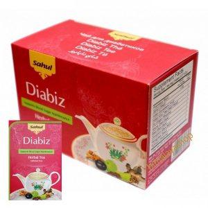 Чай диабиз (Diabiz), Sahul