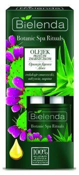 Масло для лица опунция алое Botanic Spa Rituals, Bielenda